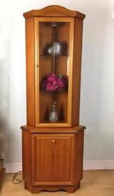 Display Cabinet, Corner Unit