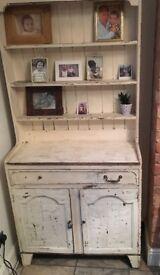 Gorgeous solid wood vintage dresser