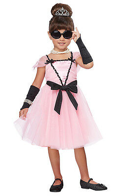 Breakfast at Tiffany's Movie Star Toddler Costume - Breakfast At Tiffany's Costume