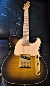 Fender Telecaster Richie Kotzen signature **absolutely stunning**