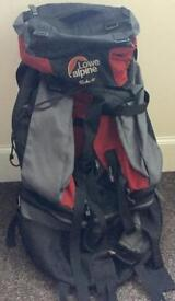 High 70L mountain backpack