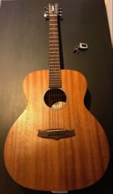 Tanglewood Winterleaf TW2 Acoustic Guitar + Gig bag + Tuner