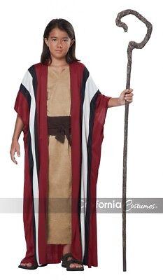 California Costumes Shepherd Moses Child Boys Christmas Xmas Bible Costume 00476