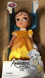 Disney Animator Doll –'Belle' doll (from Disney's Beauty and the Beast)