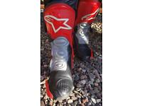 Alpinestars bike boots