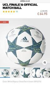 Adidas UCL finale 16 football