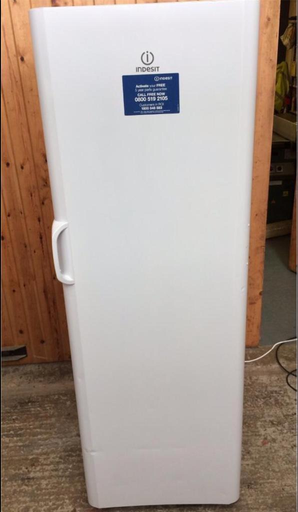 Indesit tall fridge