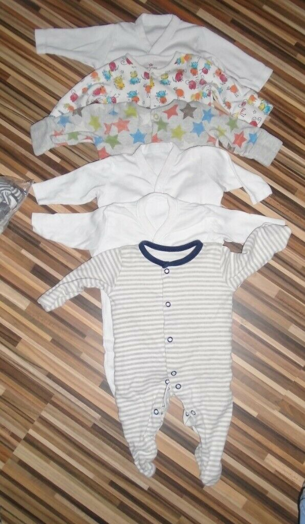 6f5e24753 Baby boy bundle 0-3 months