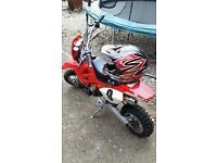 50cc motor cross bike