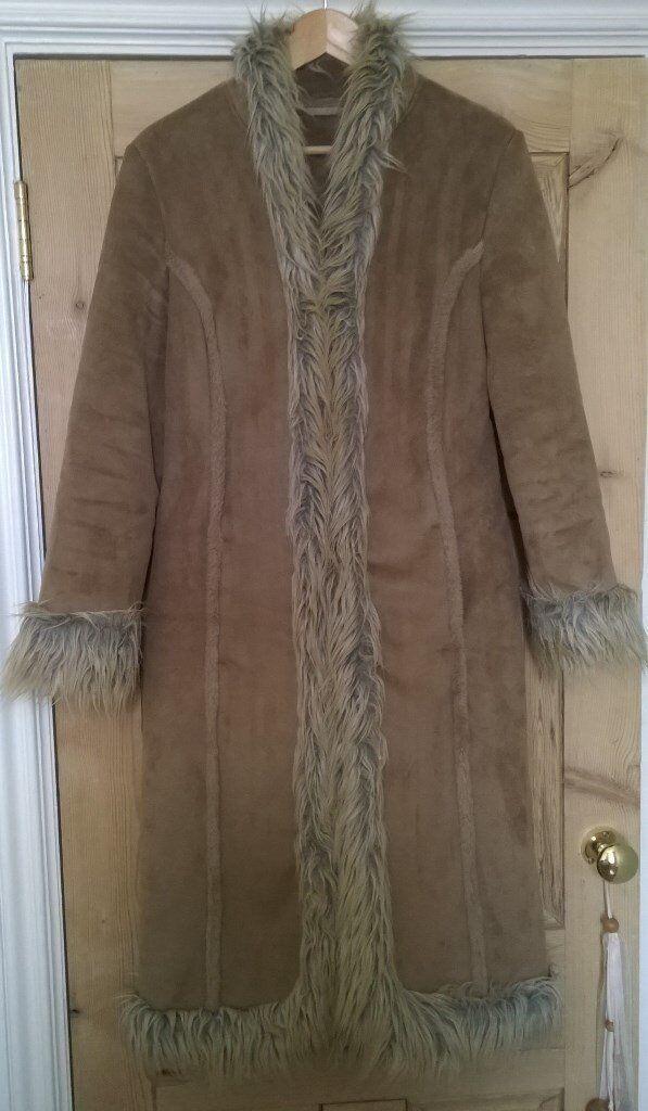 Lovely warm winter coat