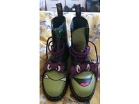 Genuine tmnt doc martins