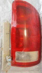 TAIL STOP LIGHT LAMP right / passenger for 2002 to 2008 DODGE RAM 1500 TRUCK $50