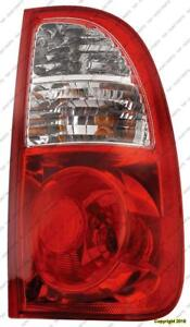 Tail Lamp Passenger Side Regular/Access Cab White/Red Toyota Tundra 2005-2006