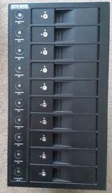 10 bay ICY storage array sata 3.5
