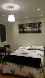 Double loft room including bills