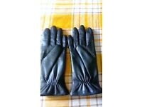 Womens Roeckl Genuine Leather Gloves Size Medium