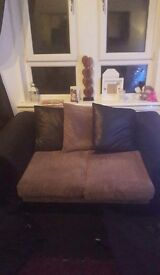 Two sofas in excellent condition (one 3 seater one 2 seater) £100