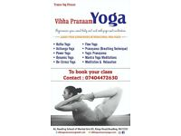 Yoga Classes in Reading