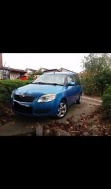 Skoda Roomster 1.6 petrol *economical run around*