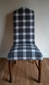 vintage, occasional chair,