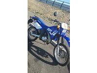 Yamaha Dtr125 good condition!