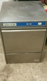 Hobart FX300 13AMP COMMERCIAL DISHWASHER. CAN DELIVER