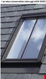 Velux conservation roof window GGL CK04 3550H - New
