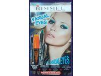 Rimmel London. Vandal Eyes Complete Eye Makeup Set. Unique Gift. BNIP Can post for £2.50