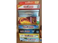 Collection of Monopoly games for sale - Thetford