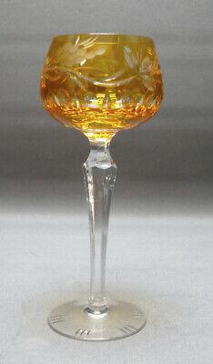 Kristall mit Traubenschliff mehrere verfügbar Mundgeblasenes Weinglas