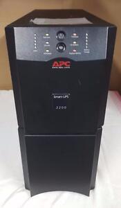 APC Smart-UPS 2200VA for / pour Servers - SUA2200v