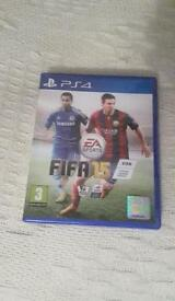 PS4 FIFA 15 game