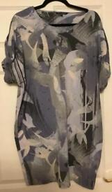 Ladies Women Clothing- Next Dress Size 16 with Free Top Size XL