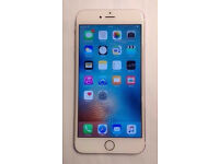 APPLE IPHONE 6 PLUS 16GB UNLOCKED WITH RECEIPT