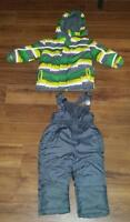 EUC 18 month Rugged Bear Snow suit