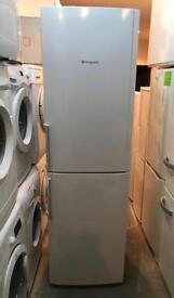 Hotpoint New Model Fridge Freezer ( Fully Working & 90 Days Warranty)