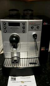 Cafe swiss cs100 home and commercial bean to cup coffee machine same as jura x7