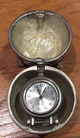 Fabergé Egg, Clock.