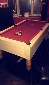 Geordie pool table
