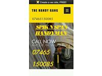 Handyman/ Maintenance / Painting/ Kitchen fitting/ Bathroom Refurbishments/ Cleaning Services etc