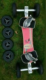 NoSno Freestyle-Freeride Mountain Board