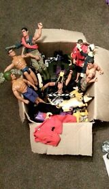 ACTION MEN BUNDLE