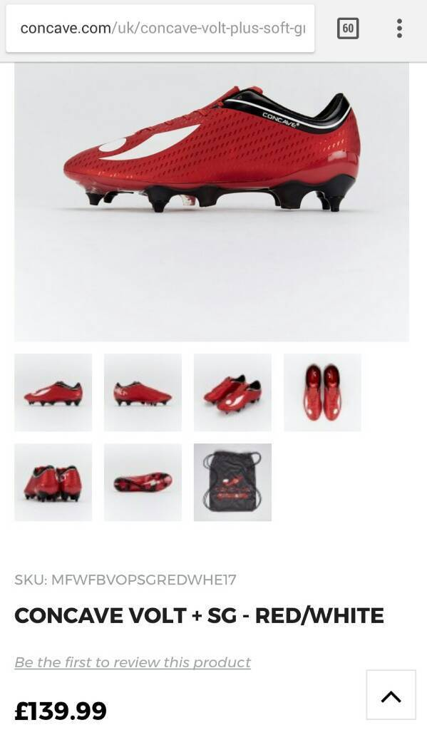 NEW BOXED Size UK 8 Football Boots