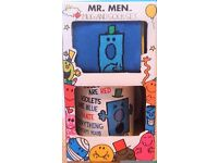 Mr. Men Mug & Sock Set