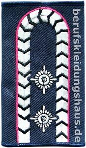 Feuerwehr Niedersachsen Schulterschlaufen HauptFeuerwehrmann