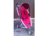 Quinny Zapp Pushchair –Full Working Order + Good Clean Condition + Ready to Use + Bargain Price!