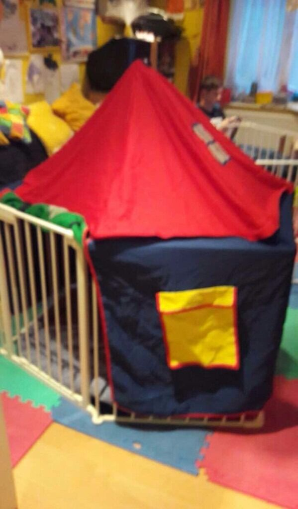 Baby Dan playpen with circus tent & Baby Dan playpen with circus tent | in Swindon Wiltshire | Gumtree