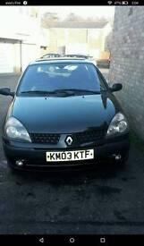 Renault clio 1.2 dynamic \ ford \ vauxhall \ cheap car