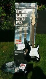 Rockburn Electric Guitar