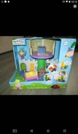 Ben and holly castle playset